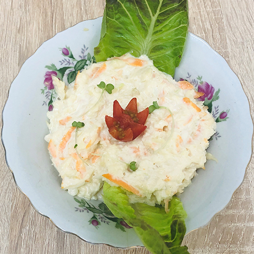 Master's Home Touch Caribbean Cuisine Coleslaw