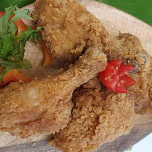 Master's Home Touch Caribbean Cuisine Fry Chicken