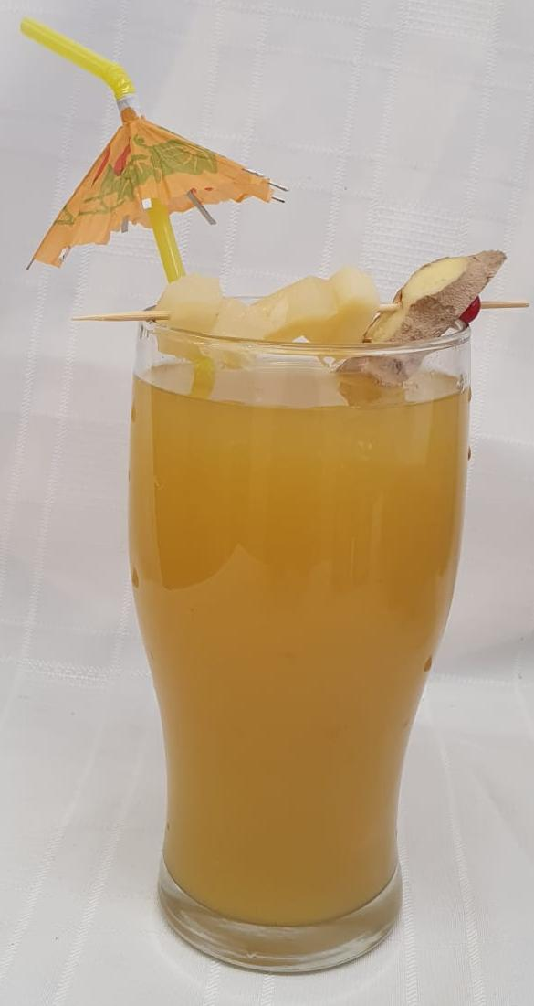 Fruit Punch Pineapple Ginger