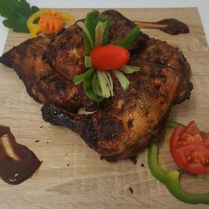 Jerk Chicken Master's Home |Touch