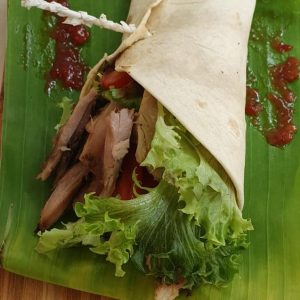 Master's Home Touch Jerk Wrap