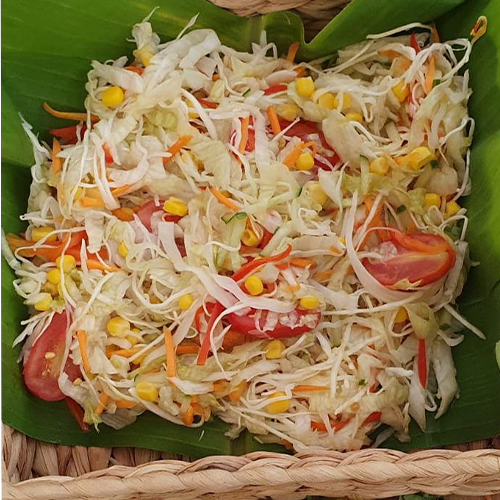 Master's Home Touch salad
