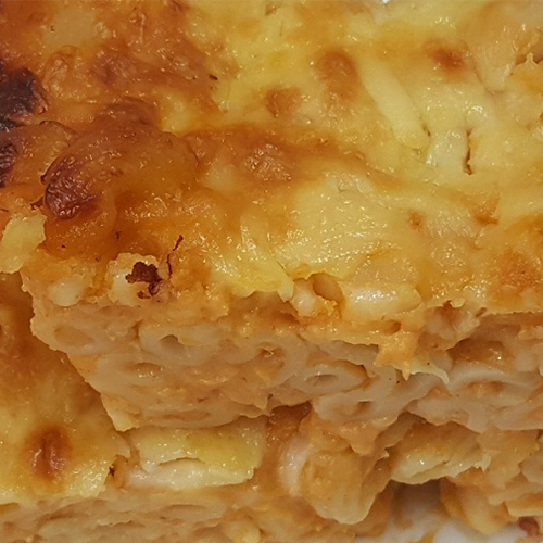 Master's Home Touch Caribbean Cuisine Macaroni Cheese