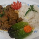 Master'sHome Touch Caribbean Cuisine Curry Goat