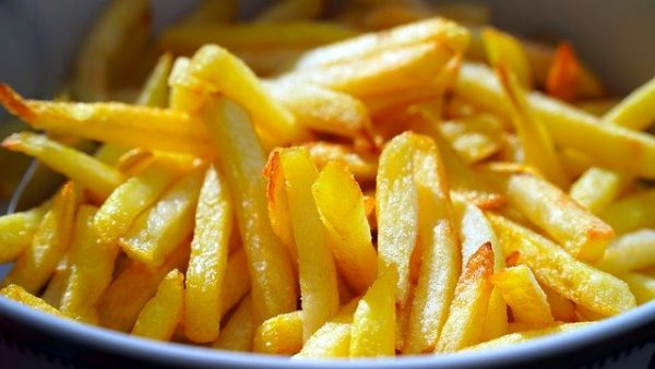 Master's Home Touch Caribbean Cuisine French Fries