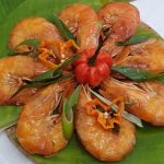 Master's Home Touch Peppered prawns
