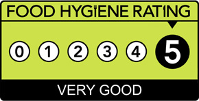 Masters Home Touch Caribbean Cuisine was awarded a Food Hygiene Rating of 5