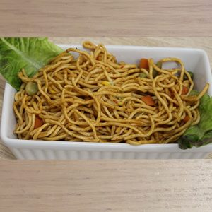 Master's Home Touch Caribbean Cuisine Vegetables Noodles