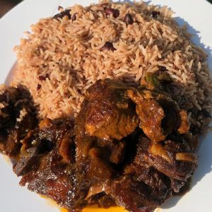 Master's Home Touch Caribbean Cuisine Stew Pork