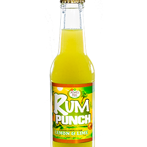 Jewel Isle Rum Punch Lemon