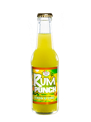 Jewel Isle Rum Punch Lemon
