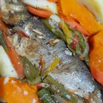 Steam Sea Bass Master's Home Touch