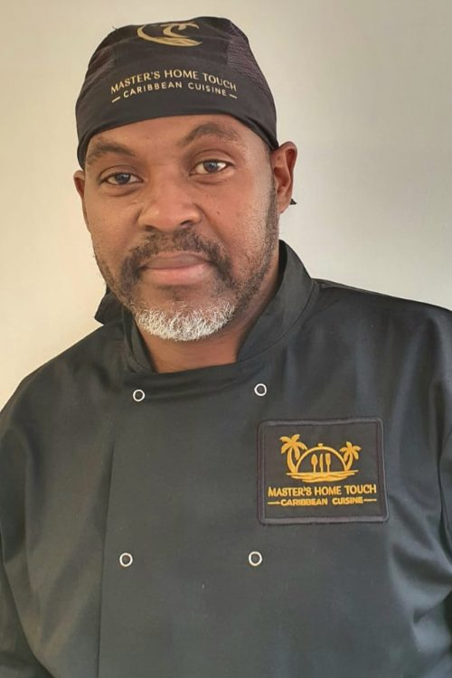Masters Home Touch Head Chef Patrick
